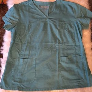Grey's Anatomy Ladies Scrub Top